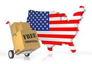 Free USA Shipping